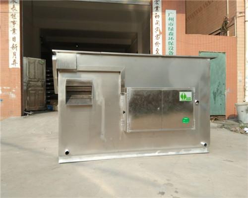 自动清渣油水分离器