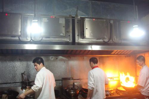 厨房油烟净化
