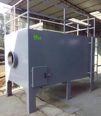 工业活性炭净化箱